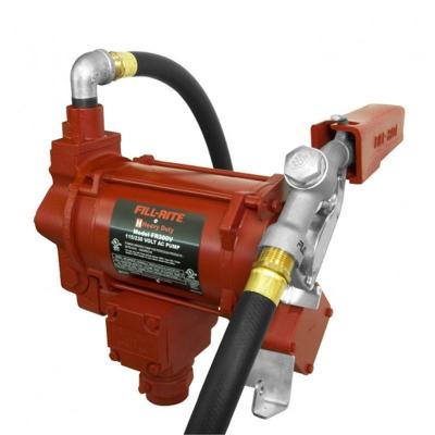 115V/230V - Benzinpumpen - manuelle Zapfpistole ATEX - 130 l/min