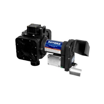 50 l/min Membranpumpe ATEX 24V automatische Zapfpistole