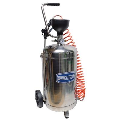 Sprühgerät - Edelstahl Drucksprühgerät - mit 40l Behälter - Edelstahl V2A