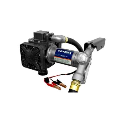 ATEX Membranpumpe - 12 V - 50 l/min - 3,5 bar