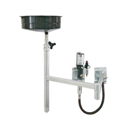Altölauffang-Set - druckluftbetriebener Pumpe