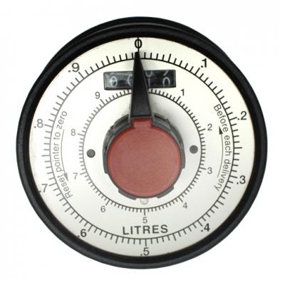 Analog - Durchflusszähler - für Öl und Frostschutzmittel
