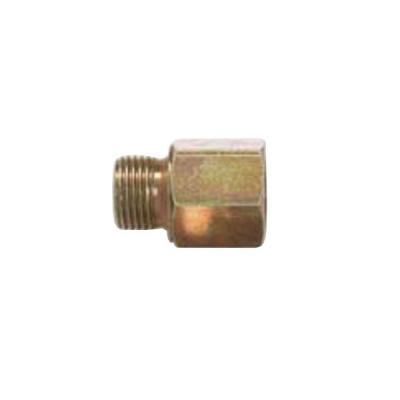 Anschlussgewinde - 1/2 IG-1/2 IG BSP - verzinkter Stahl