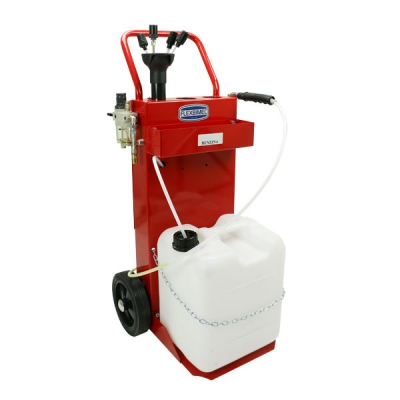 Benzinabsauggerät - Rotations-Zahnradpumpe - 200 l/min.