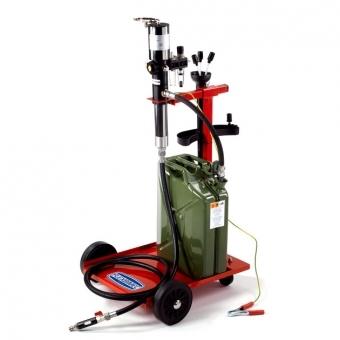 Benzinabsauggerät - mobil - Druckluft Wartungseinheit