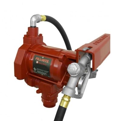 Benzinpumpe - manuelle Zapfpistole - Schlauch - 75 l/min - 230 V