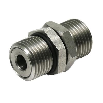 Drehgelenk - 1/2 BSP AG - AISI 304 - 200 bar