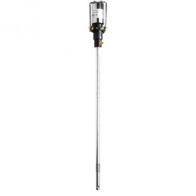 Druckbetriebene Fettpresse - 800 bar - 950 mm Saugrohr