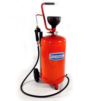 Druckluft Ölgerät - 40 L-Behälter