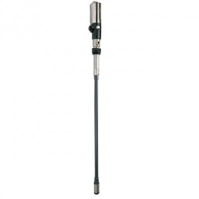 Druckluftbetriebene Pumpe - aus rostfreiem Stahl - 15 l/min