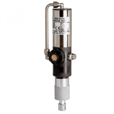 Druckluftmotor - für Ölpumpe - Luftverbrauch 115 l/min.