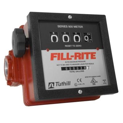 Durchflusszähler - 1,5IG - 3,5 bar - 25-150 l/min