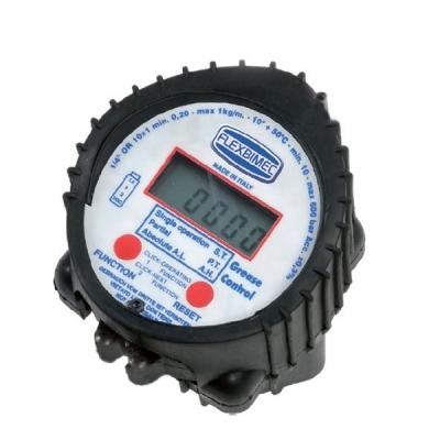 Durchflusszähler - Digital - Fett - max. Druck: 400 bar