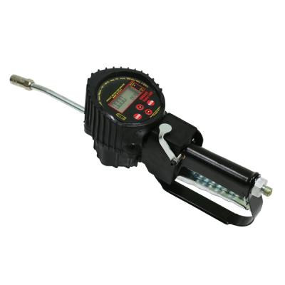 Durchflusszähler - mit Fettpistole - max. Druck 300 bar
