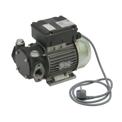 Elektrische Flügelzellenpumpe - 230V - 60 l/min.