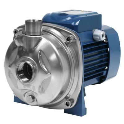 Elektrische Kreiselpumpe - 230V - 160 l/min - Ausgangsdruck: 2 bar - Edelstahl V2A