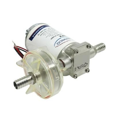 Elektrische Zahnradpumpe - 12V - 14 Liter