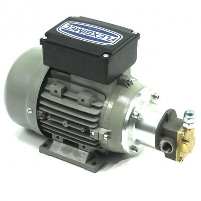 Elektrische Zahnradpumpe - 400V - 10,5 l/min.