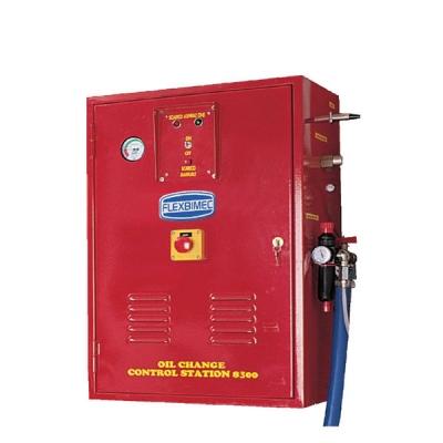Elektro - pneumatische Altölabsauganlage - für 24 L Behälter