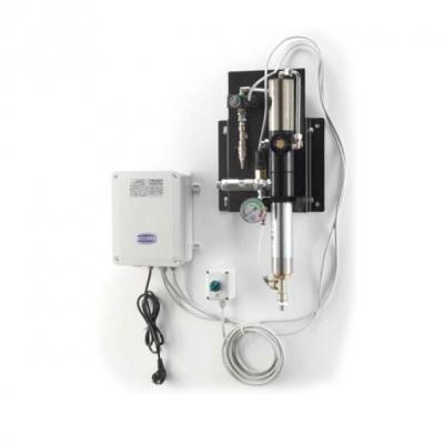 Elektronisches Absauggerät - Wandgerät - 230V - 180 l/min.