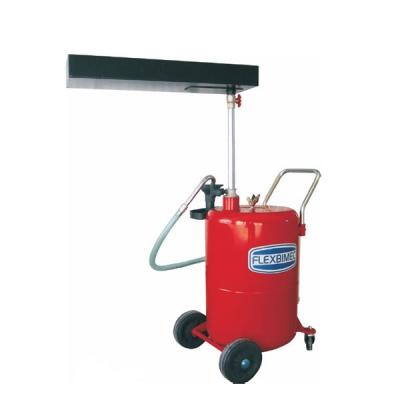 Fahrbares Altölauffanggerät - Auffangwanne 50 L