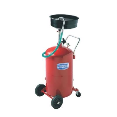 Fahrbares Altölauffanggerät -Sammelbehälter 80 L