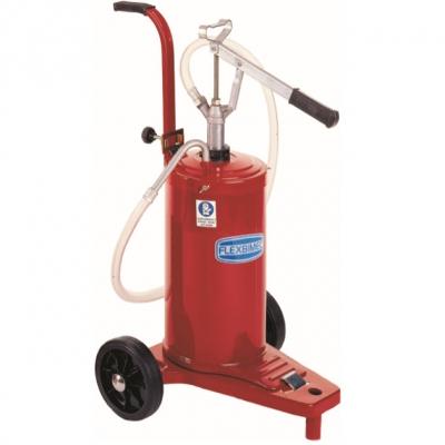 Fahrbares Ölspendegerät - 16-Liter Behälter - 0,13 l/Hub