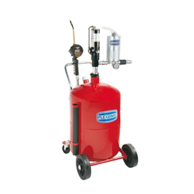 Fahrbares Ölgerät - 65 l Behälter - MID MI-005 zertifiziert