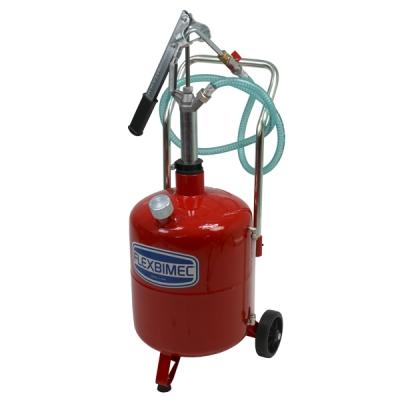 Fahrbares Ölspendegerät - 24l Behälter - 0,13 l/Hub