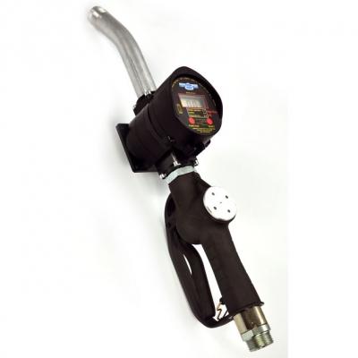 Fett - Durchflusszähler- mit Pistole - max. Druck 150 bar