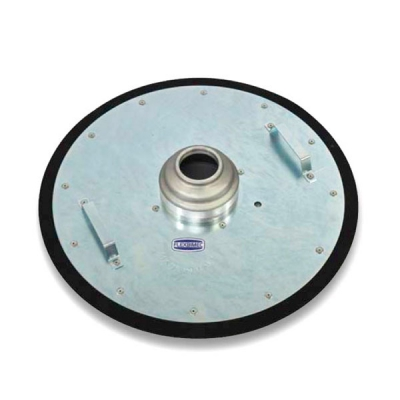 Fettfolgedeckel - Ø 590 mm - für 180 kg Behälter