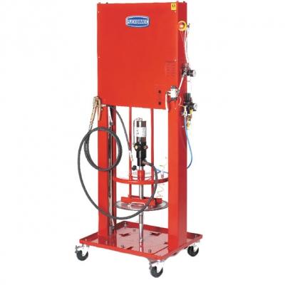 Fettversorgungssystem - für 200 kg Fettgebinde - Power Bull Pumpe 4080