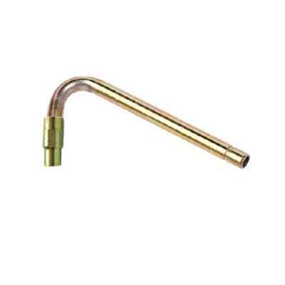 Gebogenes Auslaufrohr - Ø 12 mm