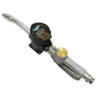 Hand - Durchflusszähler - Digital - Temperatur max. +50°C
