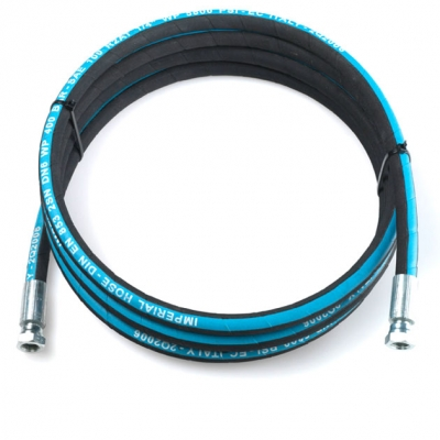 Schlauchleitung - 3m - 1 - 88 bar - Öl und Diesel