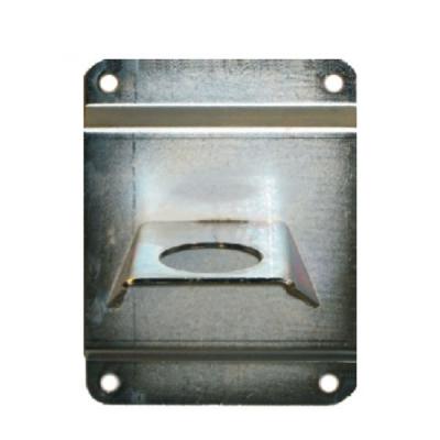 Konsole - verzinkter Stahl - 170x140x235 mm