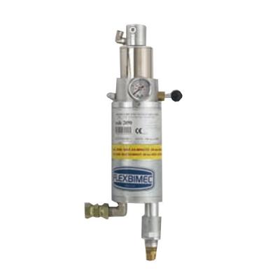 Luftabscheider - für 230 VAC Pumpe