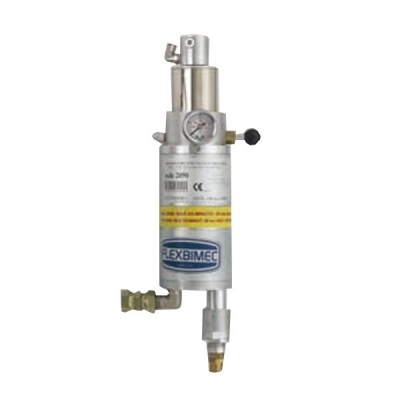 Luftabscheider - für pneumatische Pumpe - mit autom. Pumpenstop