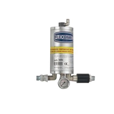 Luftabscheider - für pneumatische Pumpe - ohne autom. Pumpenstop