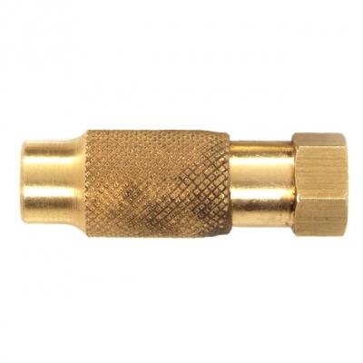 Manuell schließbares Antitropfmundstück - Ø 12 mm x 10x1