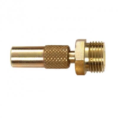 Manuell schließbares Antitropfmundstück - Ø 16 mm