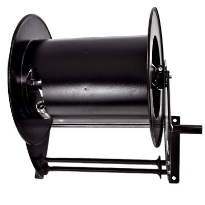 Schlauchaufroller - schwarz - manuell - ohne Schlauch - für 25m