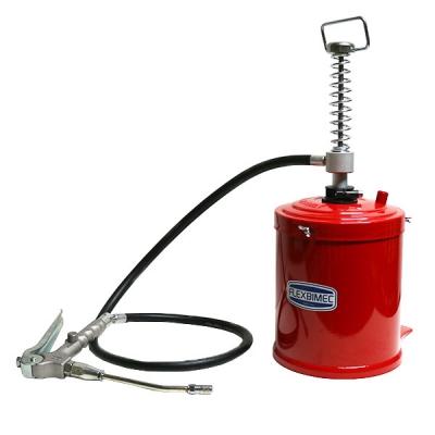 Manuelles Fettspendegerät - mit 5 kg Behälter - 8 g/Hub