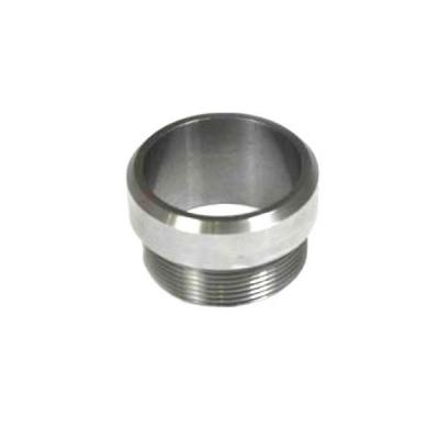 Metall Spundloch Adapter - 2 BSP AG - für Fettpumpen
