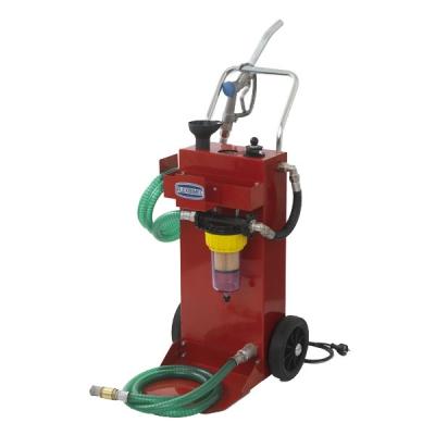 Mobiles Filtersystem für Diesel - 50 l/min - 375 W