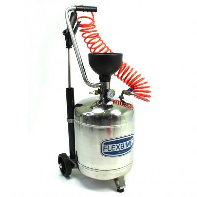 Sprühgerät - mit 24 Liter Behälter - Edelstahl V4A
