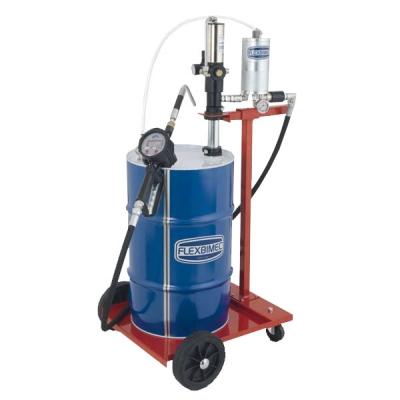 Mobiles Öl-Abgabeset - für 60 l Fässer - MID MI-005 zertifiziert