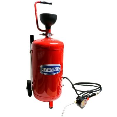 Mobiles Ölfördergerät - 40 L-Behälter - Durchlaufzähler