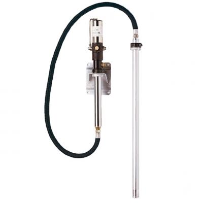 Ölpumpe - Druckluft im Set - Wandaufhängung - 20,5 l/min.