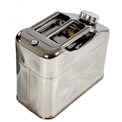 Benzinkanister - rostfrei - 20 Liter